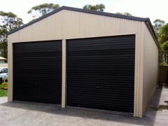 two-door garage in south west wa