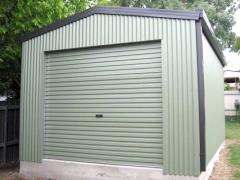 1-door garage