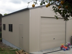 garage project in south west