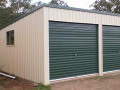 skillion monoslope shed
